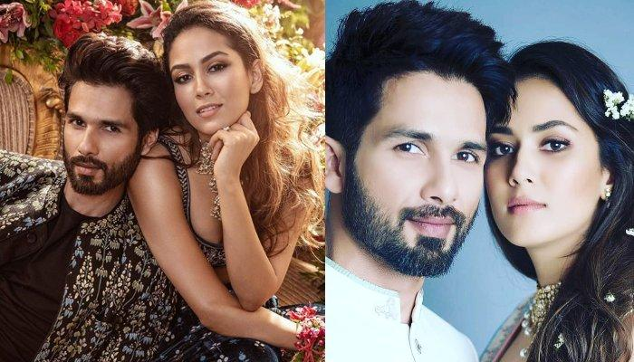 Mira Rajput Kapoor Is Completely Smitten By Hubby, Shahid Kapoor's Looks, Leaves Steaming Comment