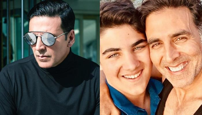 Akshay Kumar Reveals That He Considers His Son, Aarav As His Science Teacher, Checkout  To Know Why