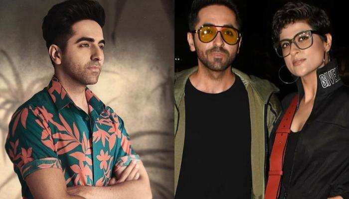 Ayushmann Khurrana's Wife, Tahira Is All Heart As He Pens Down A Poem On His Bollywood Journey