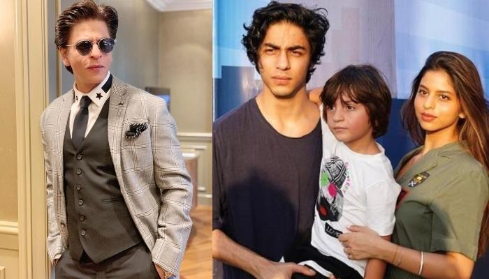 Shah Rukh Khan On Aryan And Suhana's Debut, Says, 'They Can't Live Off What Their Father Has Done'