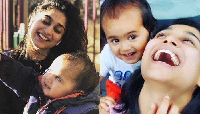 Navya's Somya Seth Posts A Heartwarming Picture Of Son Along With A Strong Note On Possibilities