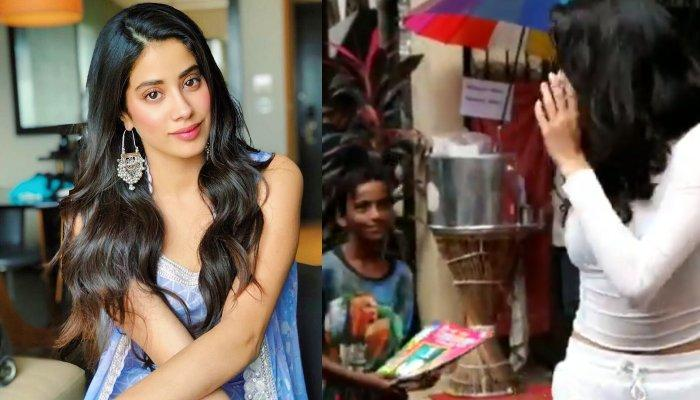 Janhvi Kapoor Showered With Praises Upon Borrowing Money From Her Driver And Giving It To The Needy