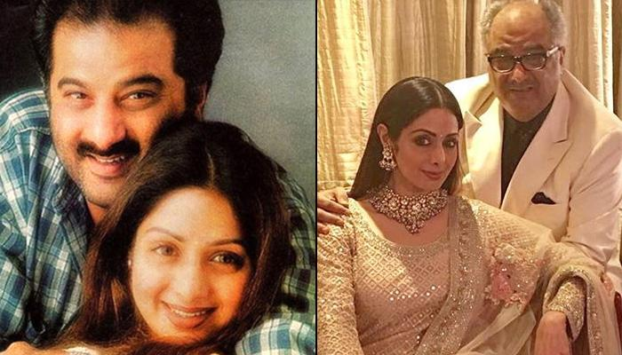Boney Kapoor Reveals Interesting Details From Dating Phase With Sridevi, Breaks Down Remembering Her
