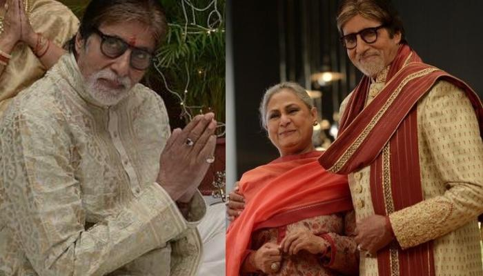 Amitabh Bachchan Publicly Thanks His Wife, Jaya Bachchan For Watching 'Kaun Banega Crorepati'