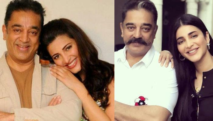 Shruti Haasan Wishes Father, Kamal Haasan For Completing 60 Glorious Years In The Industry