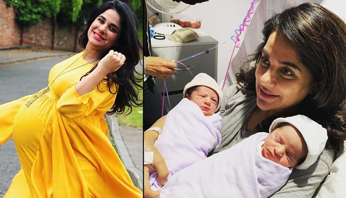Sara Arfeen Khan Pens Down The Experience Of Her Motherhood Journey With Twins, Zidane And Aizah