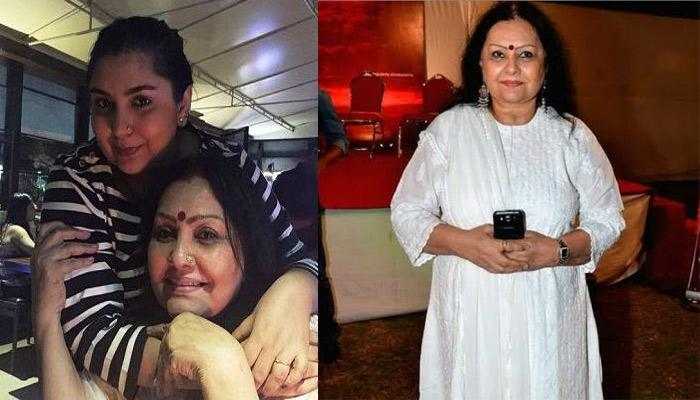 Vidya Sinha Was Worried About Daughter Before She Died, Said, 'Meri Beti Janhavi Ka Kya Hoga?'