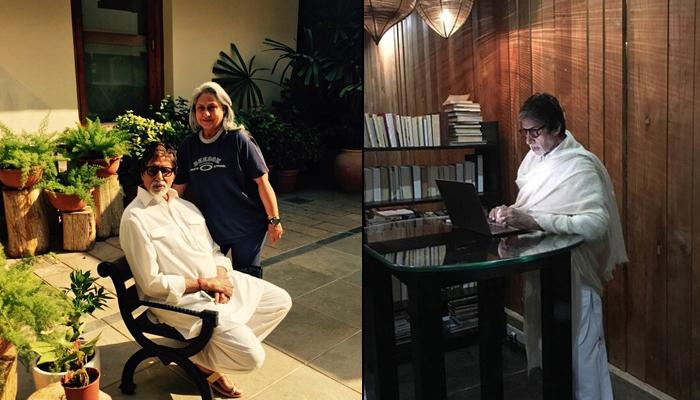 Amitabh Bachchan And Jaya Bachchan's 100 Crore Worth Home, Jalsa Exudes Royalty, Take An Inside Tour