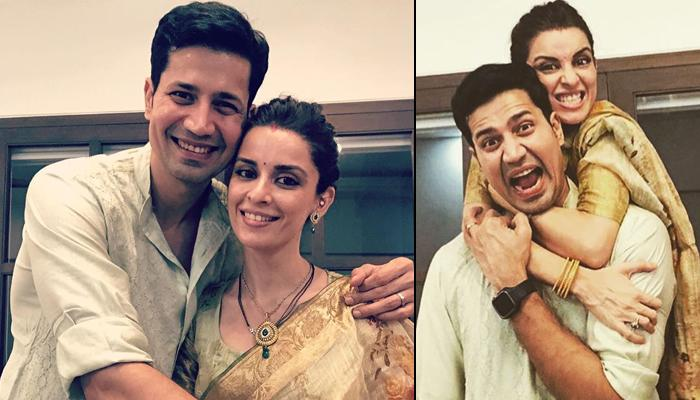 Ekta Kaul Keeps Her First Teej For Hubby, Sumeet Vyas, He Couldn't Stop Gushing Over His Lovely Wife