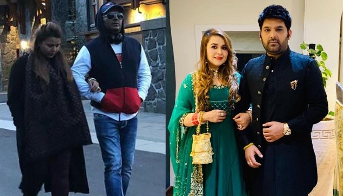 Kapil Sharma Has An Interesting Reply To Those Asking Him Whether He Is Trying To Be A Good Father