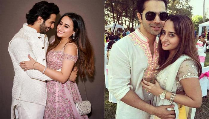 Varun Dhawan And Natasha Dalal Are All Set To Tie The Knot In November 2019?