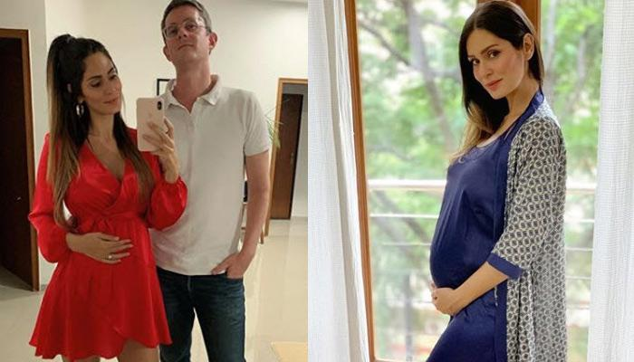 38-Weeks Pregnant, Bruna Abdullah, Gives Closer Look Of Her Baby Bump, Pregnancy Glow Is Unmissable