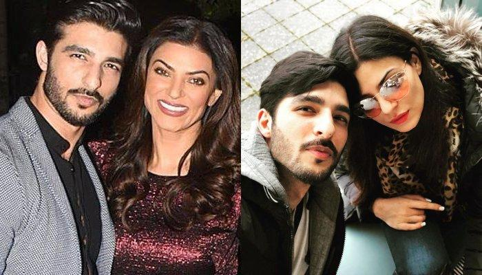 Rohman Shawl's Latest Gesture For GF, Sushmita Sen Proves He Is In Awe Of Her And Is Her Biggest Fan