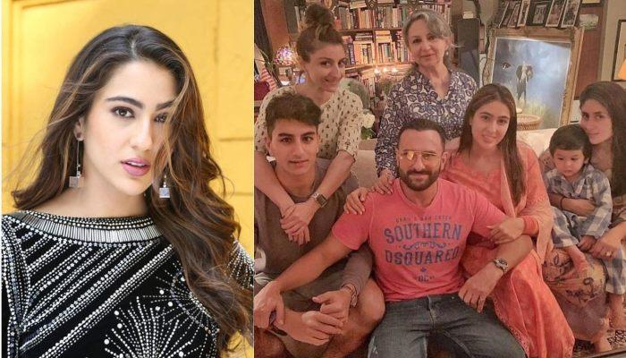 Sara Ali Khan Opens Up About Her Equation With Kareena Kapoor Khan