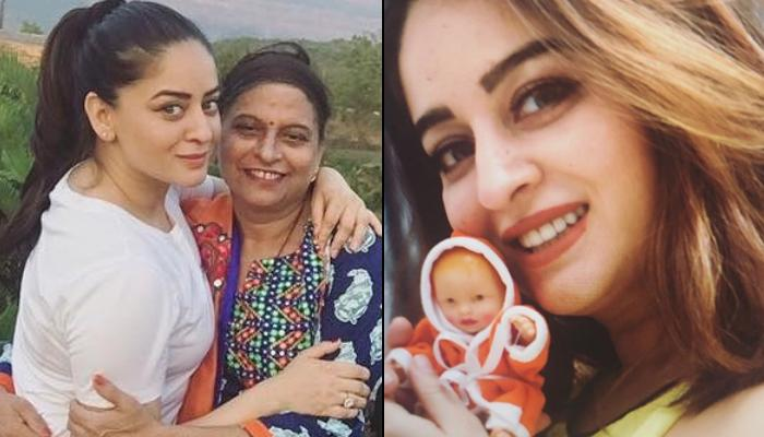 Mahhi Vij Thanks Her Mother For Being There For Her During Pregnancy Phase And Taking Care Of Her