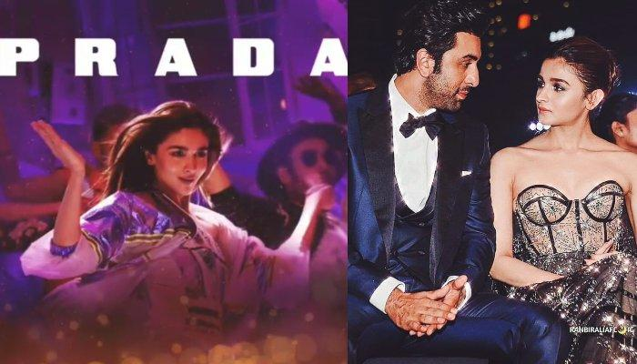 Alia Bhatt Made Beau, Ranbir Kapoor Watch Her Music Video Debut, 'Prada', His Reply Will Floor You