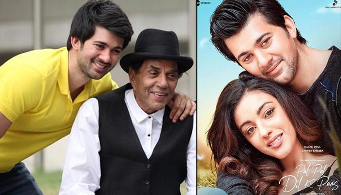 Dharmendra's Inspiring Message For Grandson Karan Deol's Bollywood Debut Is Every 'Dadaji Ke Nuske'