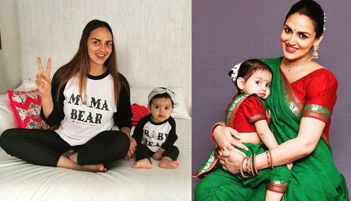Esha Deol Gives A Sneak Peek Into Janmashtami Celebrations With Her Daughter, Radhya Takhtani (Pics)