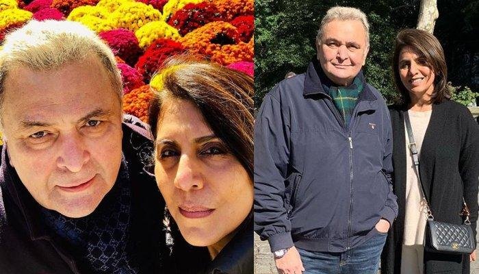 Neetu Kapoor Reveals All That She Did To Support Hubby, Rishi Kapoor During His Cancer Treatment