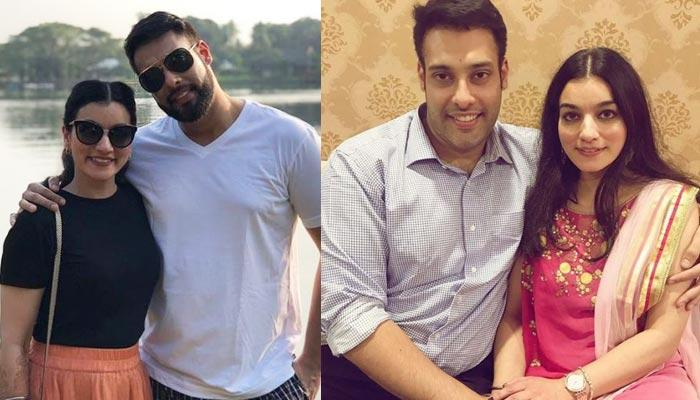 Sangram Singh Of 'Yeh Hai Mohabbatein' Poses With His Newborn, Wife's Birthday Wish Is Pure Love