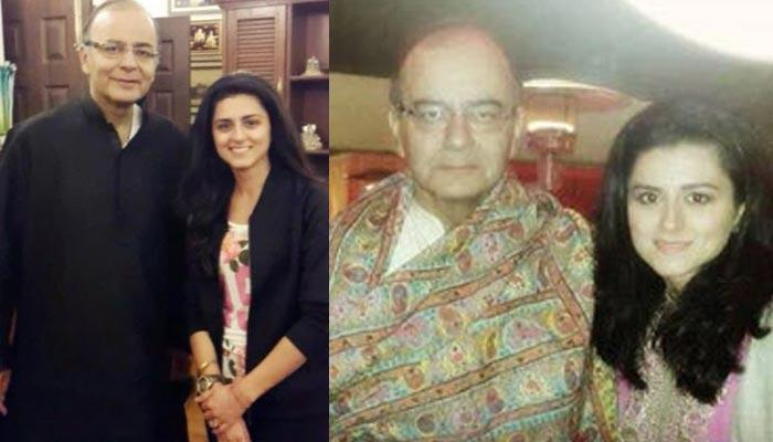 Late Arun Jaitley's Actress-Niece, Ridhi Dogra Mourns His Death, Pens An Emotional Note For Him