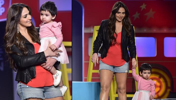 Esha Deol Turns Heads With Post-Pregnancy Look At LFW 2019, Walks Ramp With Daughter Radhya Takhtani