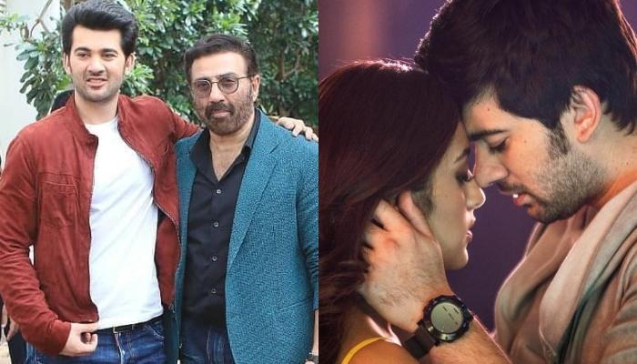 Sunny Deol's Son, Karan Deol Shares His Experience Of Kissing In Front Of His Father