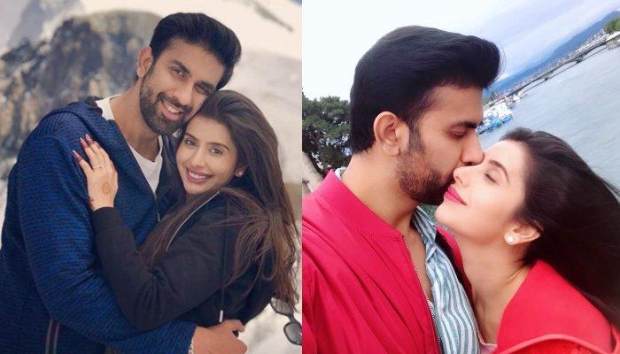 Charu Asopa Sen And Rajeev Sen's Passionate Liplock At Their Dreamy European Honeymoon Is Beautiful