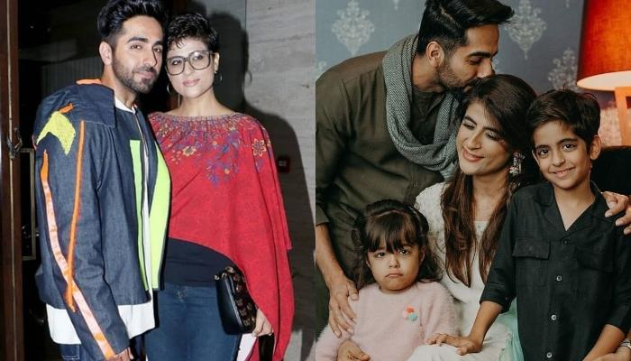 Tahira Kashyap Shares What Her Hubby, Ayushmann Khurrana Calls Her And It Is Hilarious