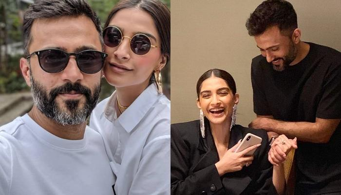 Anand Ahuja Is Missing Wife, Sonam Kapoor, But Finds A Solution To Deal With Her Absence