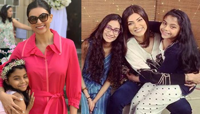 Sushmita Sen's Birthday Wish For Her 'Gift' Alisah Proves How Ecstatic She Is On Her Turning 10