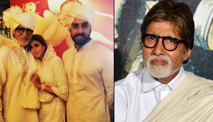 Amitabh Bachchan Reveals His Property Will Be Equally Divided Between Abhishek And Shweta Bachchan