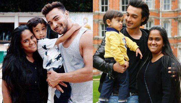 Aayush Sharma Indirectly Confirms Wife, Arpita Khan Sharma's Pregnancy, Posts A Cryptic Comment