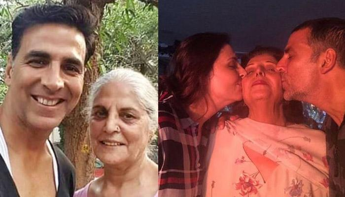 Akshay Kumar's Lovely Gesture For His Mom Amidst Tight Schedules Won Everyone's Heart [VIDEO]