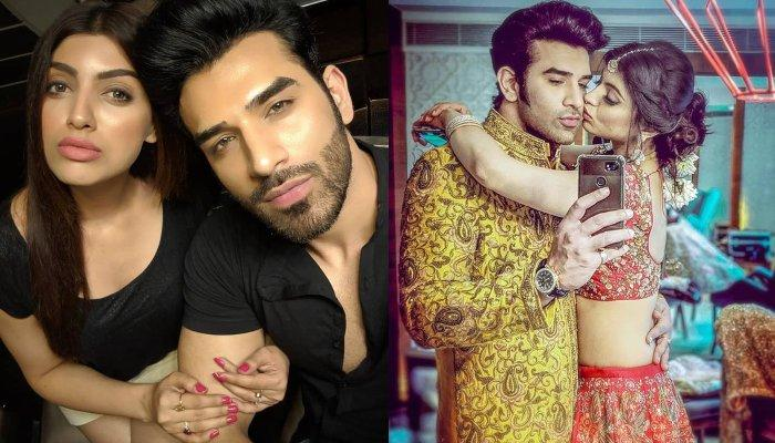 Calendar Girls's Akanksha Puri Gets BF, Paras Chhabra's Name Inked In A Special Way On Her Birthday