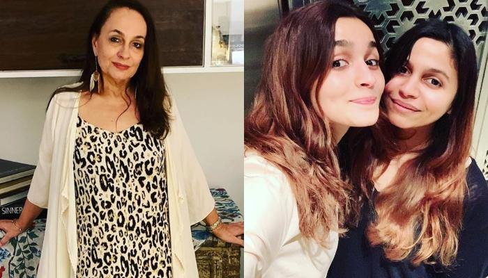 Alia Bhatt's Mother, Soni Razdan Pens A Special Note For The Actress And Her Sister, Shaheen