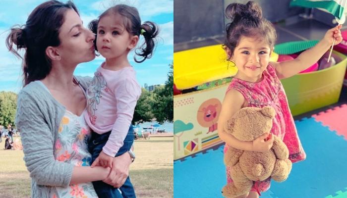 Soha Ali Khan Reveals Her Daughter, Inaaya Naumi Kemmu Is Crazy About Lipsticks