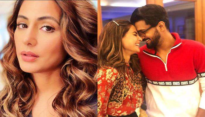 Hina Khan Flaunts Designer Gifts From Boyfriend Rocky Jaiswal, Thanks Him With An Adorable Post
