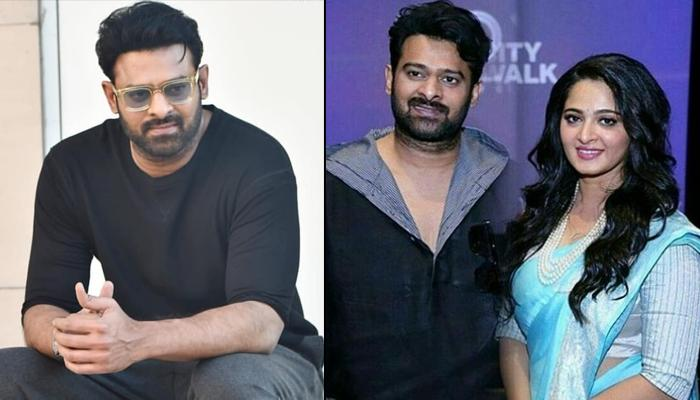 Prabhas Reveals That One Thing He Doesn't Like About His Rumoured Ladylove, Anushka Shetty