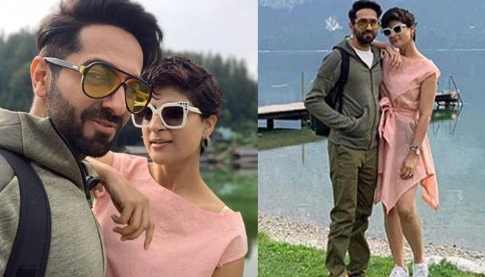 Ayushmann Khurrana And Tahira Kashyap Do Unusual Things On Their Vacation After A Difficult 2018
