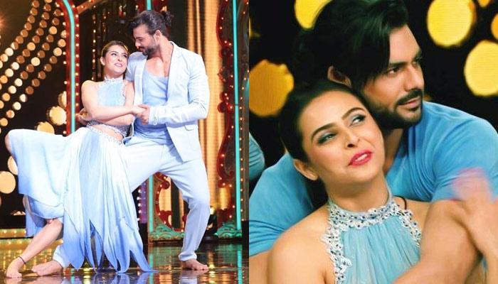 Madhurima Tuli Reveals The Real Reason Behind Slapping Vishal Aditya Singh During Rehearsals