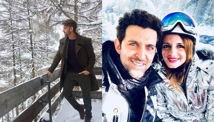 Hrithik Roshan Opens Up About His Equation With Ex-Wife, Sussanne Khan
