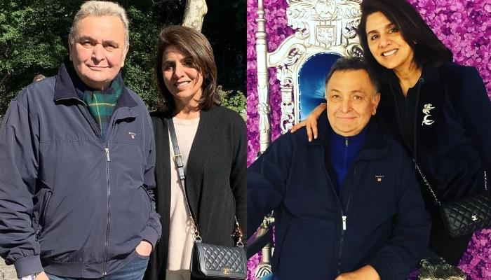Neetu Singh Opens Up On Husband, Rishi Kapoor's Cancer, Shares How Her World Crumbled