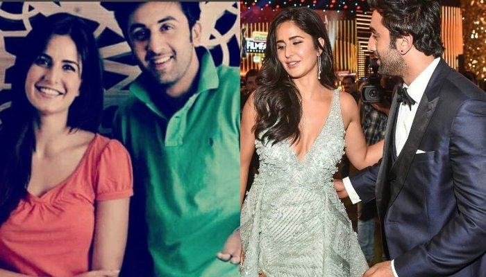 Unseen Picture Of Ex-Lovers, Ranbir Kapoor And Katrina Kaif  Will Take You On A Nostalgic Trip