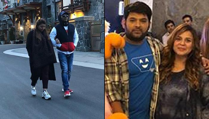 Kapil Sharma Reveals The Preparations He And His Wife, Ginni Chatrath Are Doing For Their Little One