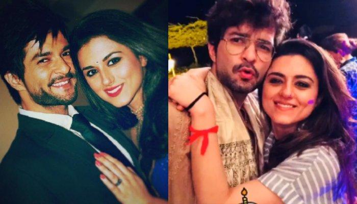 Ridhi Dogra Celebrated 'Raqesh Bapat Day' Post Separation On His Birthday, Shared An Array Of Wishes