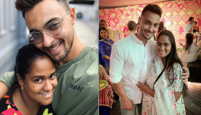 Arpita Khan Sharma Radiates Pregnancy Glow As She Poses With Aayush-Ahil For A Perfect Family Pic