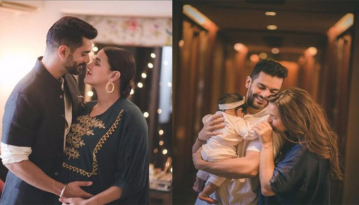 Angad Bedi Slams Haters For Fat Shaming His Wife, Neha Dhupia, Post Pregnancy
