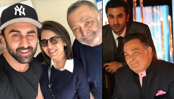 Neetu Kapoor Reveals Ranbir Kapoor's Reaction When They Told Him Of Rishi Kapoor's Cancer Diagnosis