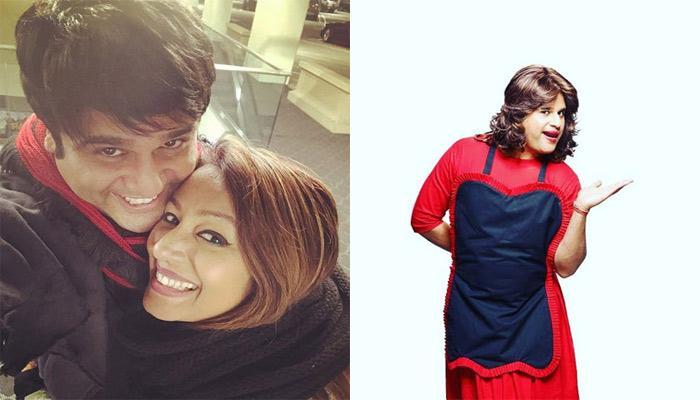 Kashmera Shah Reveals Reason Behind Not Visiting Krushna On The Sets Of 'The Kapil Sharma Show'